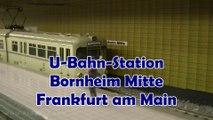 """U-Bahn Modellbahnanlage """"Bornheim Mitte"""" - Modellbahnfreunde Riederwald Frankfurt am Main - Ein Film von Pennula zum Thema Modelleisenbahn und Modellbahn in Frankfurt am Main"""