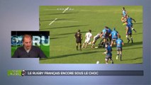 Top Rugby  - Darly Domvo - Sale Sharks vs UBB