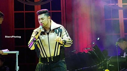"""Jed Madela Gayang Gayang si Jaya sa Pagkanta ng """"Dahil Tanging Ikaw"""" PANUORIN!"""