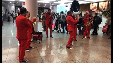 Brussels Airport fête le cap des 25 millions de passagers en 2018