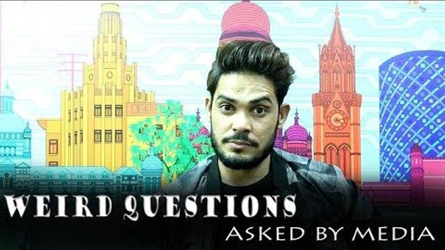 Kunwar Amar reveals weird questions asked by media