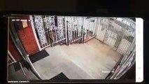 Ce livreur UPS vole le contenu d'un colis qu'il venait juste de déposer