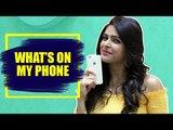 IWMBuzz: What's on my phone with Madhurima Tuli