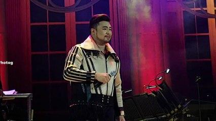 """Jed Madela Nag-ala- Ogie Alcasid sa Pagkanta ng """"Nandito Ako"""" sa  Kanyang Concert"""