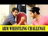 IWMBuzz: Arm wrestling between Gaurav Sareen and Sunny Sachdeva