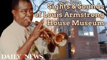 Sights & Sounds of Louis Armstrong House Museum
