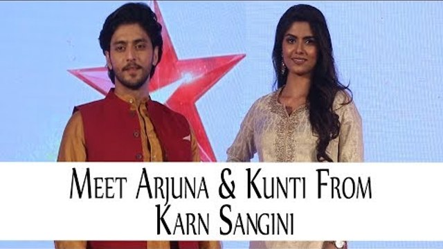 Kinshuk Vaidya and Sayantani Ghosh to play Arjuna and Kunti