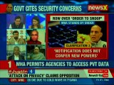 Row over 'Order to Snoop', will surveillance order pass legal test? Nation at 9