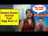 Marathi Bigg Boss winner Megha Dhade evicted from  Bigg Boss 12