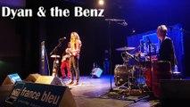 Dyan and the Benz - concert des talents de l'ouest France bleu la Rochelle  - scène Beauséjour - Chatelaillon-plage