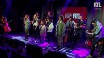 Kids United Nouvelle Génération - La Tendresse (Live) - Le Grand Studio RTL