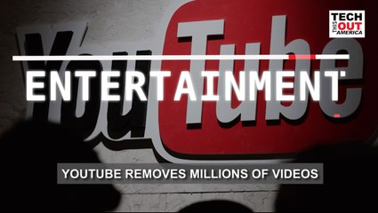 Youtube Removes over 50 Million Videos!