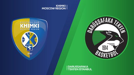 EuroLeague 2018-19 Highlights Regular Season Round 14 video: Khimki 85-84 Darussafaka