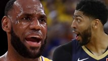 Lebron James Accused Of TAMPERING To Get Anthony Davis To Lakers