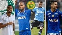 Felipe Pires, Dedé, Luan e Thiago Neves; veja os destaques do Vaivém nesta sexta