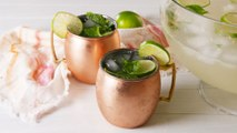 Moscow Mule Punch = GENIUS