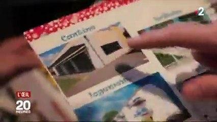 Bure - Cigéo - France 2 - L'Oeil du 20 heures - Les millions d'euros qui irradient les villes près de Bure