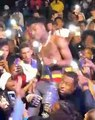 Fan Tries To Snatch NBA Youngboy's Chain At His Show