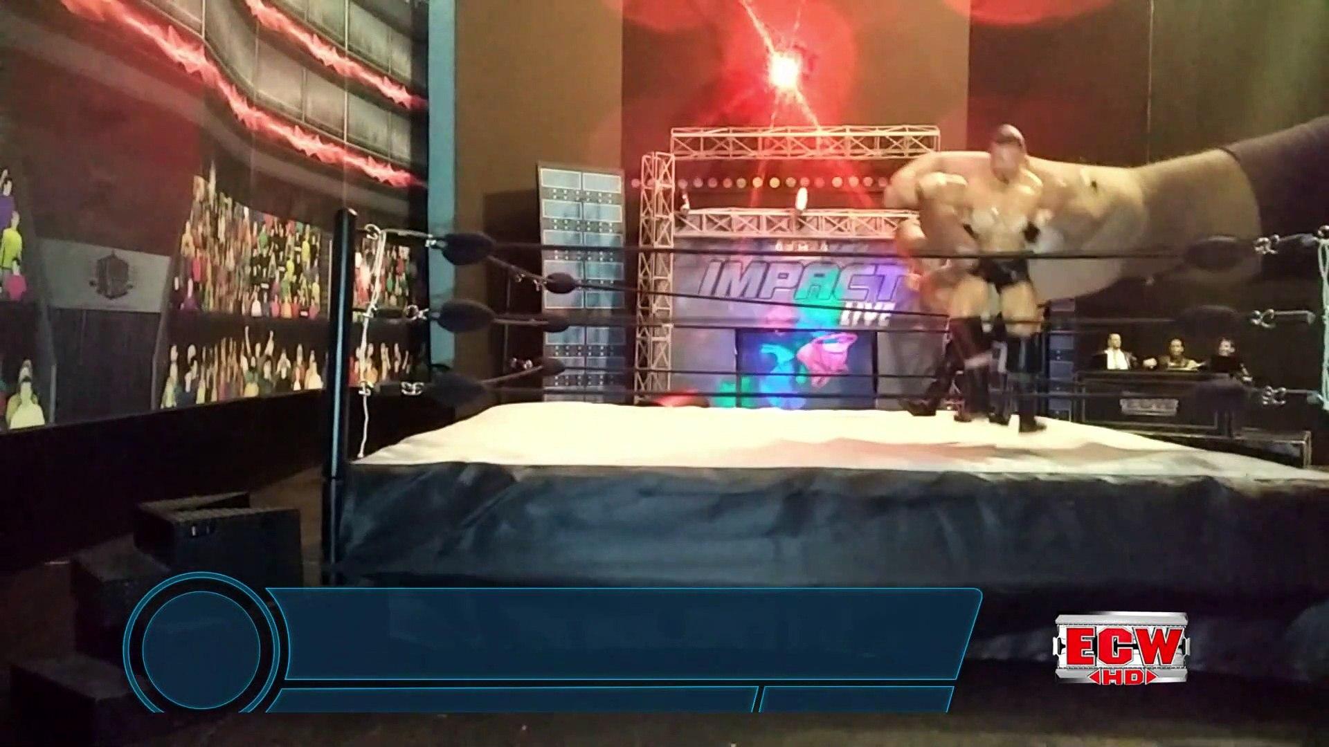 ECW Network Recap of The Week for Last Week Thursday December 13, 2018
