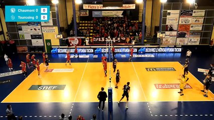LAM : Chaumont - Tourcoing