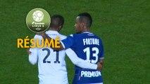 ESTAC Troyes - Clermont Foot (0-1)  - Résumé - (ESTAC-CF63) / 2018-19