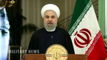 Iranian Ships Fire Rockets as US Aircraft Carrier Enters Persian Gulf