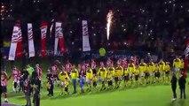 PSV Eindhoven beat AZ Alkmaar 3-1 in Dutch Eredivisie