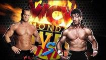 Eddie Guerrero (c) vs. Chris Benoit WCW World Cruiserweight Title Match WCW Monday NITRO