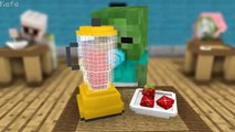 Baby Monster School: S 1  - Minecraft Animation