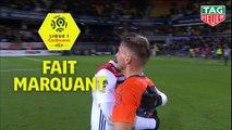Premier but pour Aguilar, et quel but! 19ème journée de Ligue 1 Conforama / 2018-19