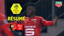 Stade Rennais FC - Nîmes Olympique (4-0)  - Résumé - (SRFC-NIMES) / 2018-19