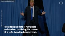 Trump's Border Wall: What's In A Name?