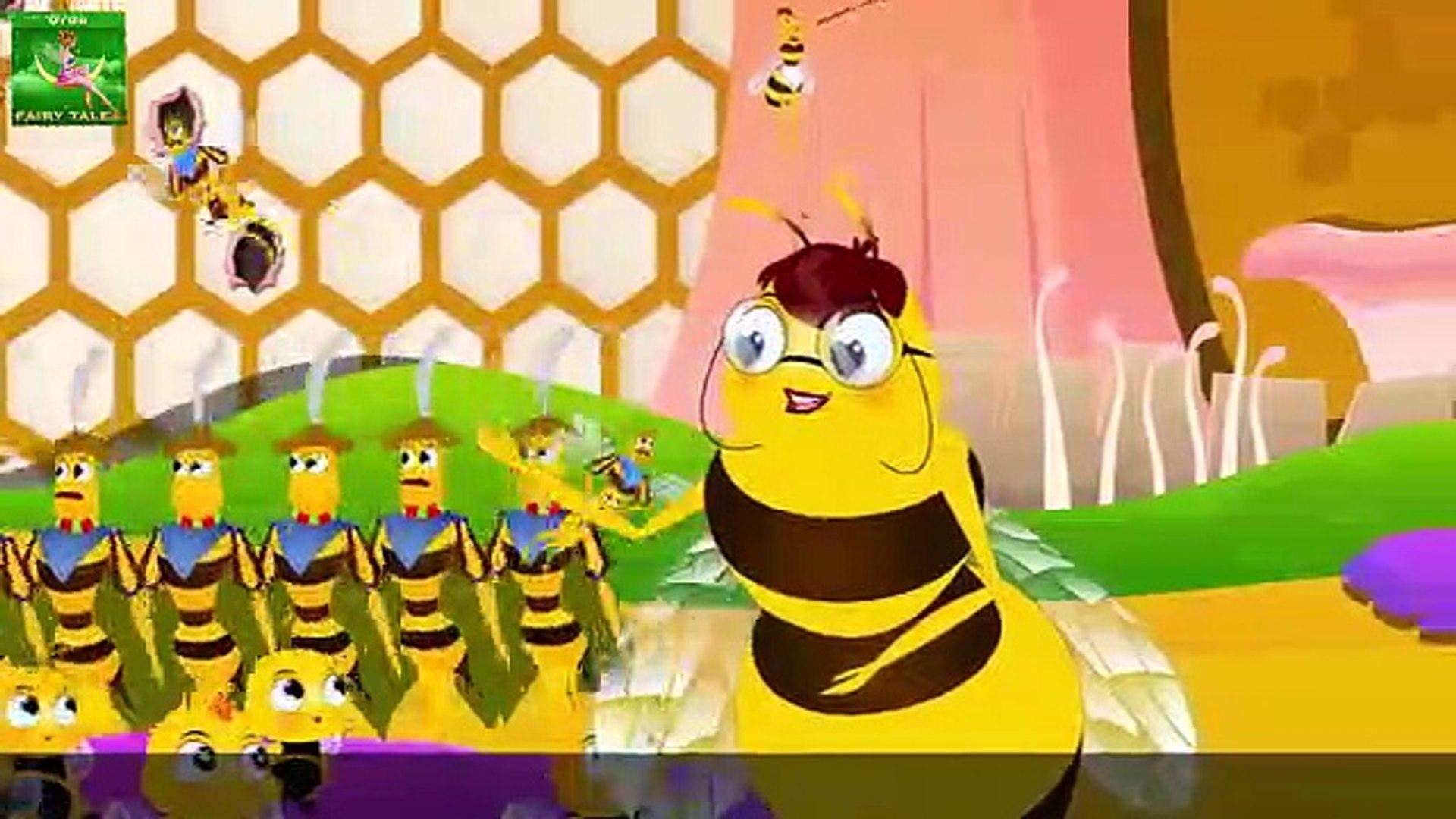 مایا مکھی - Maya the Bee in Urdu - Urdu Story - Urdu Fairy Tales