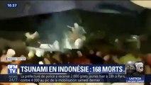 Tsunami en Indonésie: les images de la catastrophe