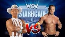 Chris Benoit (w/Woman) vs. Jeff Jarrett No Disqualification Match WCW Starrcade 1996