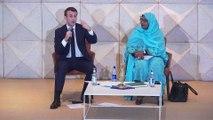 Rencontre à la Maison de la Femme à N'djamena au Tchad  (réponses)