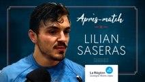 Lilian Saseras : « Il faut savourer ces victoires »