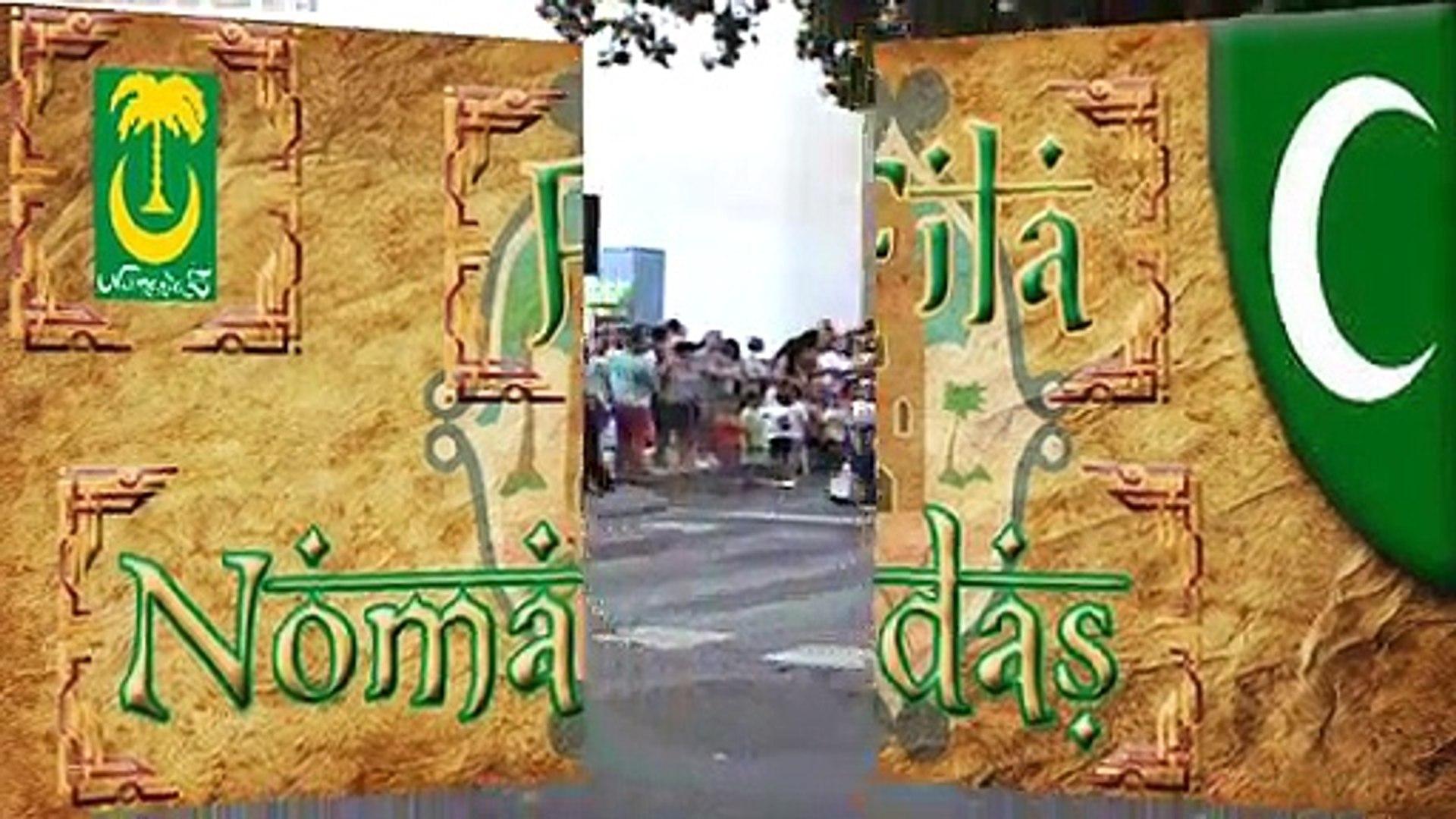 Moros y Cristianos Barrio San Blas Alicante 2016 Filà Nómadas