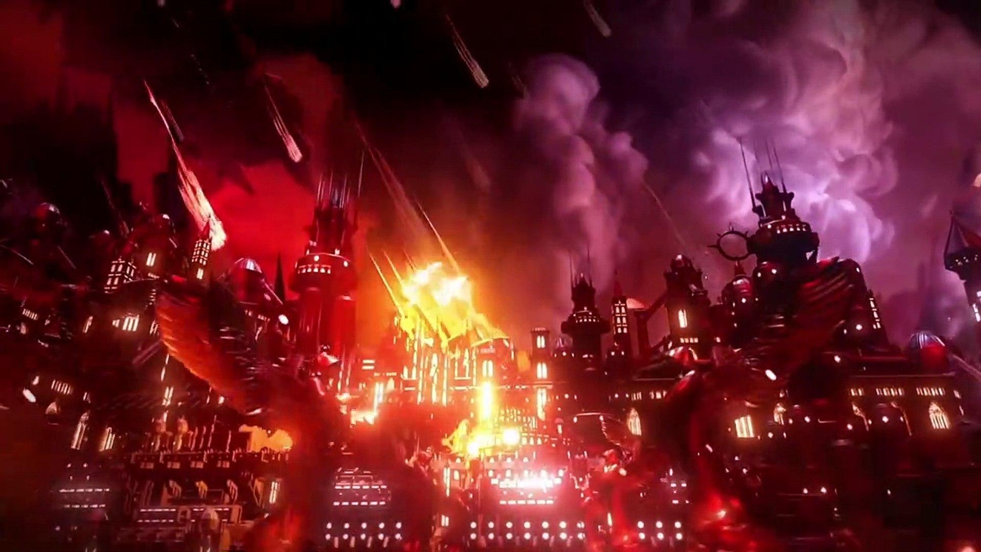 best moments trailers Battlefleet Gothic Armada