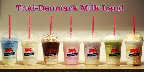 Thai-Denmark Milk Land ดินแดนแห่งนม
