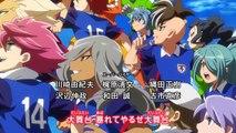 Inazuma Eleven Orion no Kokuin 10 VOSTFR HD