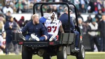Demaryius Thomas Carted Off With Torn Achilles