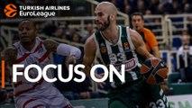 Focus on: Nick Calathes, Panathinaikos OPAP Athens