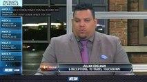 NESN Sports Today: Jermaine Wiggins on Julian Edelman