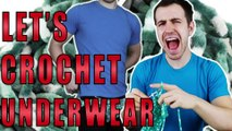 I crochet DIY mens underwear
