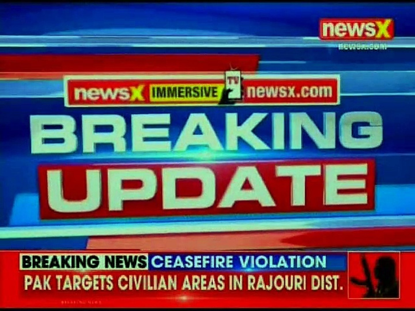 Pakistan violates ceasefire in Nowshera, Indian army retaliation effectively