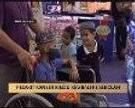 AWANI - Pulau Pinang: Pesakit kanser rindu kembali ke sekolah