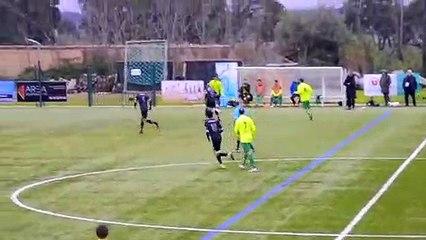 Régional 1 Buts contre Furiani et à Bonifacio Décembre 2018.