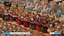 Tourisme : le marché des marchés de Noël