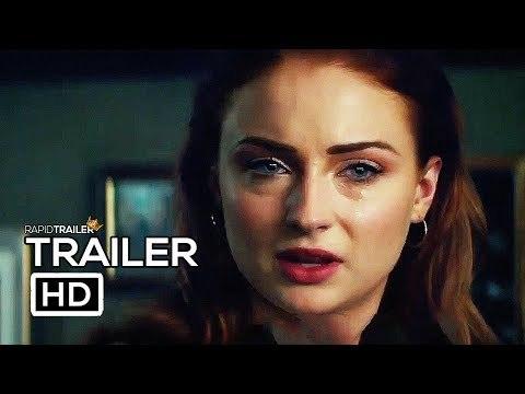 X-MEN: DARK PHOENIX Trailer #2 International (2019) Superhero Movie HD